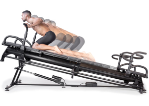 Pilates-Maschine-Freisteller