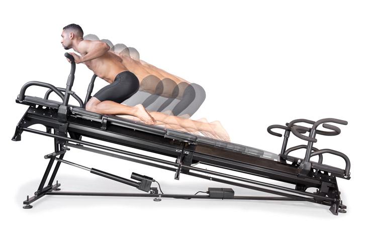 Pilates-Maschine-Freisteller