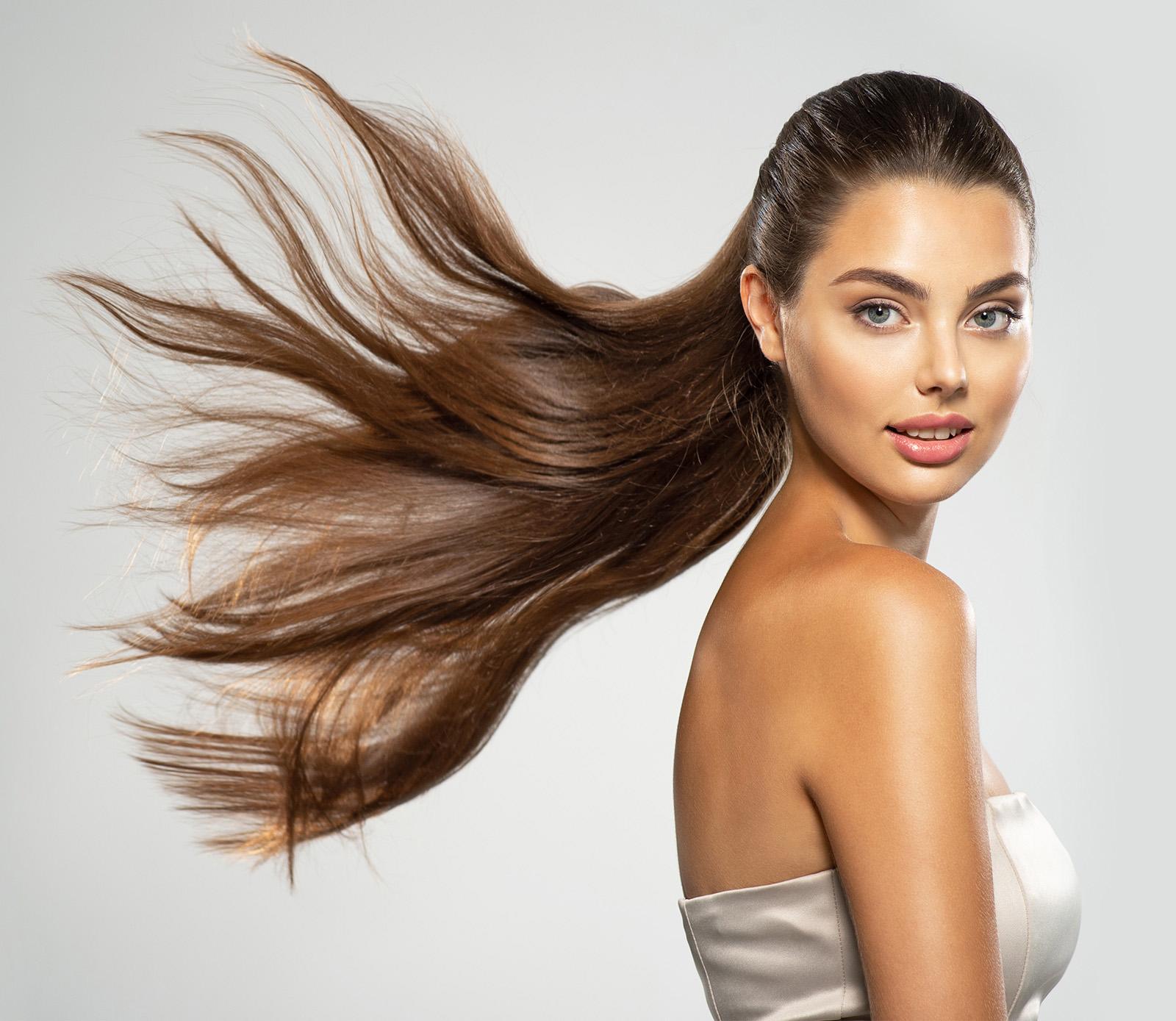 Haare Freistellen mit Photoshop-vorher