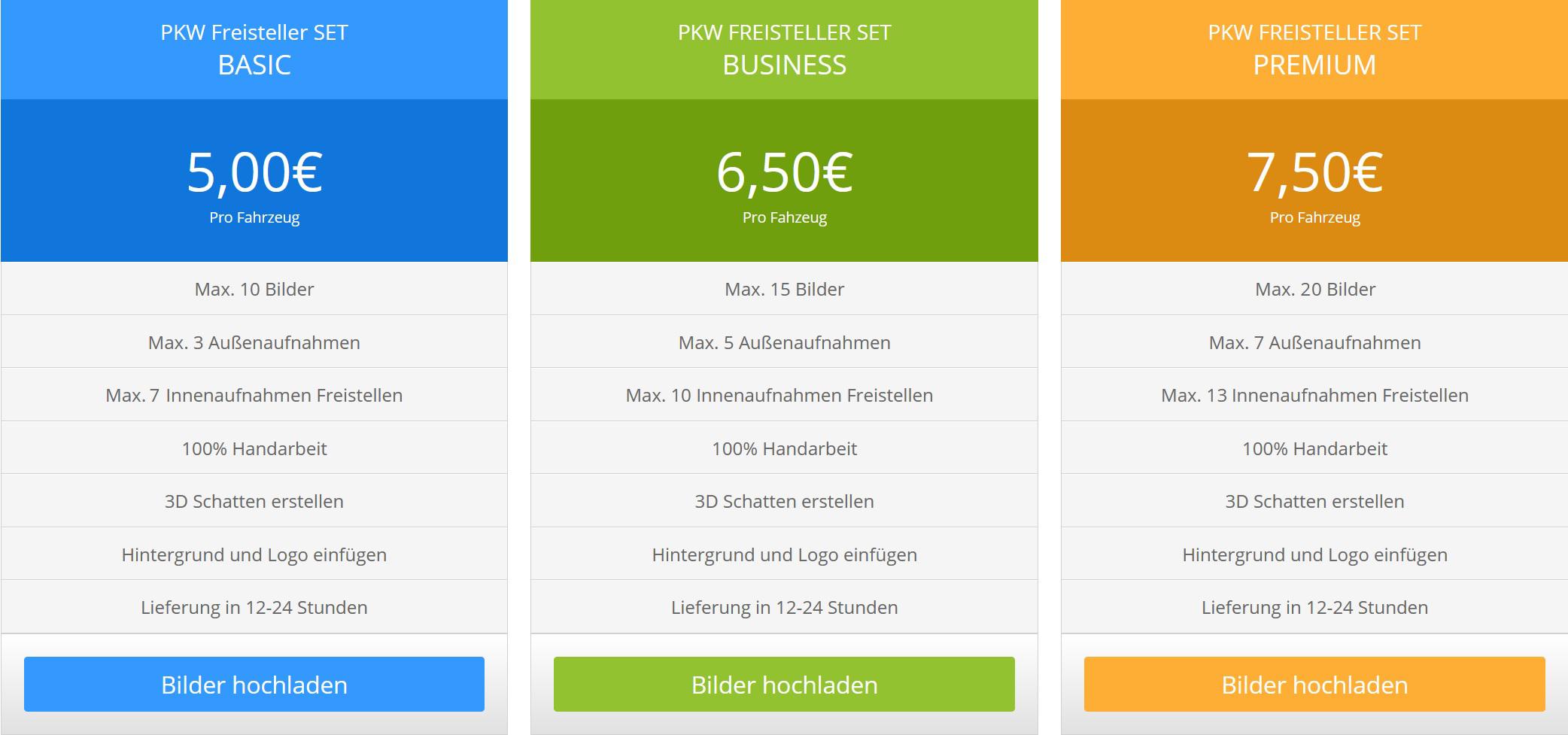 PKW-und-Fahrzeug-Freisteller-SET-Preis